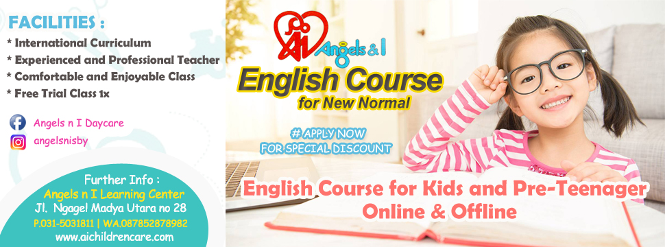 English Course for New Normal