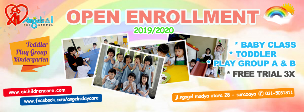 Pre-School Open Registration
